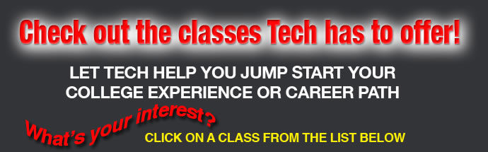 Career and Technical Classes offered at Western Suffolk Boces - Wilson Tech will Jump Start your College or Career Path